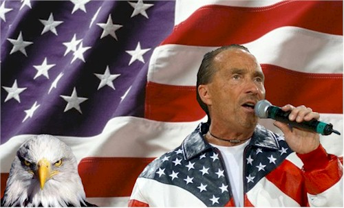 Lee Greenwood Proud to be an American God Bless the USA