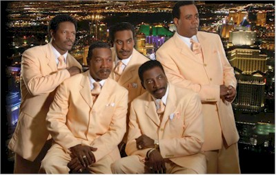 The Temptations, Otis Williams, Eddie Kendricks, David Ruffin, My Girl, Convention Entertainment