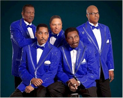 The Temptations Revue featuring Nate Evans 2018