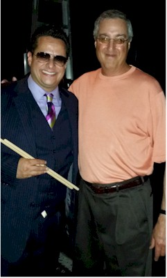 The best salsa music, the best mambo music, casino party music, Latino concert, Tito Puente Jr.